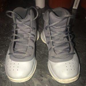 Under Armour tennis shoes!